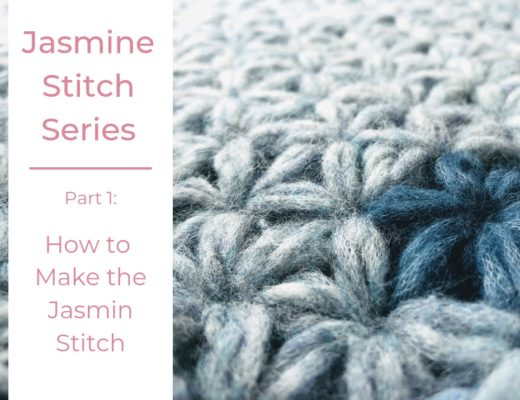 Cover image for the Part 1 of the Jasmine Stitch Series