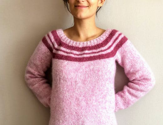 Cover image for the Sweet Knit Sweater